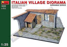 MiniArt 1/35 Diorama villaggio italiano # 36008