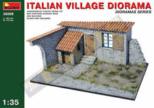 MINIART 1/35 ITALIEN village diorama #36008