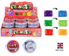COLOUR CHANGING PUTTY TUB Kids Fun Birthday Party Science Toy Christmas Gift UK