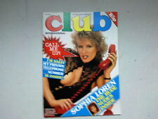 """REVUE ANGLAISE """"CLUB INTERNATIONAL""""  EROTIQUE VOLUME 11 NUMBER 10*"""