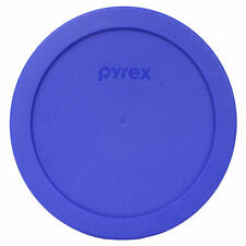 Pyrex 7201-PC Sapphire Blue Plastic Storage Replacement Lid Cover
