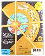 Virtual Reality Studio 2.0 Incentive Software Domark Vintage 1992 NIB!