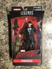 Marvel Legends Punisher Man-Thing BAF Daredevil Netflix Series 2017 Hasbro
