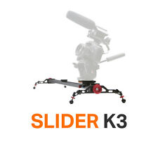 "Konova Slider K3 120cm(47.2"") add tool & change motorized timelapse pan tilt"