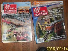 30 O-Gauge Model Railroading OGR/Lionel MTH K-Line Weaver 3rdRail Atlas William