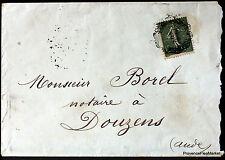 Algeria 1920 Letter Envelope 165CA42