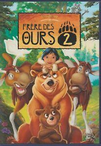 Disney # 87 Frère Des Ours 2 Dvd