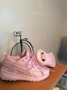 Heelys Force Skate Shoe Pale Pink Size YOUTH 3