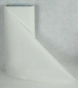 IRON ON INTERFACING FUSIBLE LIGHT WEIGHT - 150CM WIDE EXTRA WIDE