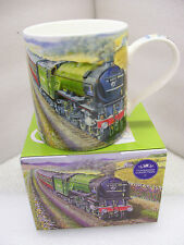 Fine China Mug A1 Steam Locomotive Tornado 60163 British Railways Paddington 2