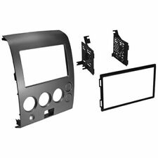 American NDK732 Double DIN Install Car Dash Kit for Select Nissan Vehicles