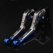 Folding Extending Brake Clutch Levers For Triumph DAYTONA 675 2006-2016 CNC