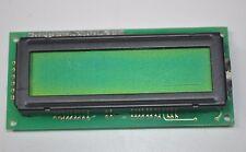Data Vision Lcd Display Module Board Model P75 Dv16252 S1fbly