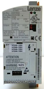 Lenze E82EV371S2B / 00414832 / 45294188 Frequency Inverter, 0.37 kW