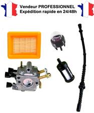 Kit Carburateur pour STIHL FS400 450 480 SP400 450 NEUF