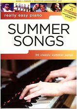 Klavier Noten : Summer Songs (Really Easy Piano)  leicht  - AM 1013045