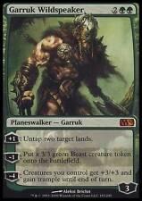 GARRUK LINGUA SELVAGGIA - GARRUK WILDSPEAKER Magic M10 Mint
