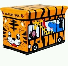 Animals Plastic Toy Boxes & Chests