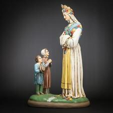 Virgin Mary Statue - Our Lady of La Salette Figure | Crying Madonna Figurine 20""