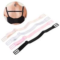 Women Adjustable Fastener Clip Extender Strap Bra Buckle Underwear Accessories