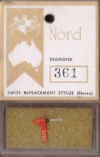 Record Player Needle Stylus Nord 361 ASTATIC Replacement Stylus