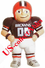NFL CLEVELAND BROWNS Football Player Original LiL Sports Brat Keychain Souvenir