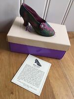 Just The Right Shoe Rose Court (25009) by Raine, V.G.C. Boxed.