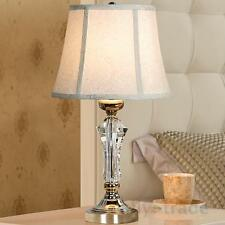 Modern Europe Crystal Lamps Bedside Lamp Bedroom Decoration Crystal Table Lamp