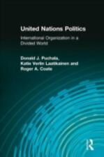 United Nations Politics: Responding to a Challenging World (Prentice-ExLibrary