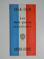 Panomara Las Deux Guerra Mundial (1914-1918) (1939-1945) 1965