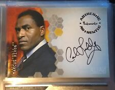 Alias Autograph Card A10 Carl Lumbly