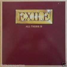 Exile All There Is 1979 Vinyl LP Record Warner Bros. Records BSK 3323