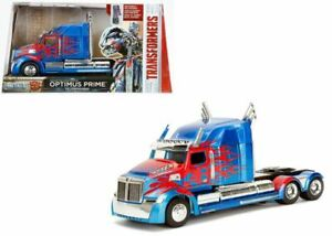1:24 Optimus Prime Autobot Truck -- Transformers -- Hollywood Rides JADA W1