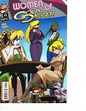 Women of Gold Digger #1 2010 Antarctic Press FREE SHIPPING @ $30 in USA!