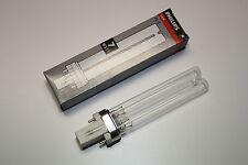 Philips 7 Watt Leuchtmittel UVC Ersatzlampe UV Lampe G23 7W Oase Osaga Velda W
