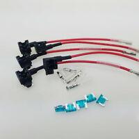 5 x 15A Add Circuit  Mini Blade Fuse Boxe Holder ACS ATO ATC Piggy Back Tap
