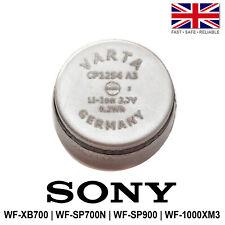 SONY WF-XB700, WF-SP700N, WF-SP900, WF-1000XM3 Battery - CP1254 (A3) 3.7V 60mAh