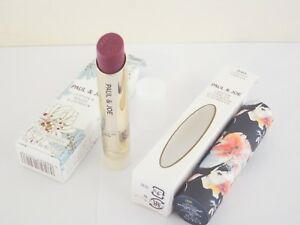 Paul & Joe Lipstick N 213 Fruit ROuge with limited case 040 Floral
