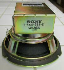 """Sony 1-544-944-11 7"""" 4 ohm Sub Woofer, 100W Speaker, fits Ss-Ws500 other setups"""