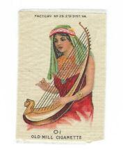 """New listing Silk cigarette photo """"Oi"""" Old Mill cigarette"""