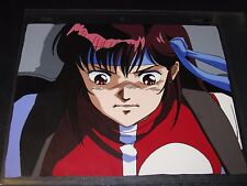Anime Cel Gunbuster Aim for the Top! Noriko Takaya Haruhiko Mikimoto Minmei