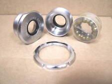 "NOS Shimano 600EX Bottom Bracket Cups/Bearings...English (1.37"" x 24 tpi)"