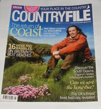 BBC COUNTRYFILE AUGUST 2009 - THE RETURN OF COAST/DISCOVER THE SOUTH DOWNS