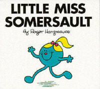 Little Miss Somersault by Roger Hargreaves (Paperback, 1990)