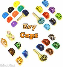 Coloured KEY CAPS TOP COVERS Head Tags ID Markers MIXED TOPPERS