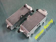 40mm 2-rows Aluminum alloy radiator YAMAHA YZ125 125cc/124cc 2-stroke 1996-2001