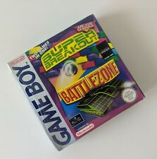 SUPER BREAKOUT BATTLEZONE - GAME BOY GAMEBOY - PAL EUR - NEW SEALED PRECINTADO