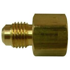 New ListingHighcraft Flare x Female Adapter Pipe Fitting; Brass