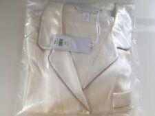 The White Company Silk Pyjamas Medium £189 New Season