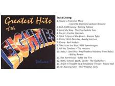 """Various Artists """"Greatest Hits of the Eighties"""" disc 1 w/ Molly Hatchet & more"""